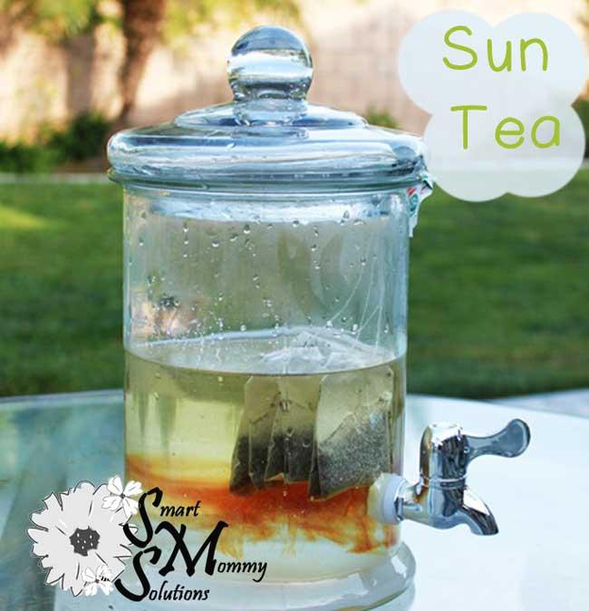 sun-tea-starting